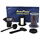 Aero Press Coffee Maker, schwarz, It 1 to 4 Cups of or...