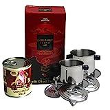 Trung Nguyen Vietnam Kaffee Set! Gourmet Mischung+2...