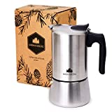Groenenberg Espressokocher Induktion geeignet  ...