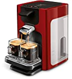 Philips Senseo Quadrante HD7865/80 Kaffeepadmaschine...