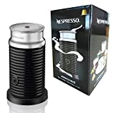Nespresso Aeroccino 3 Milchaufschäumer schwarz