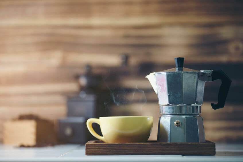 espressokocher header